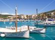 Sant Elm beach village western Majorca
